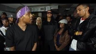 AHAT Rap Battle | Jay Scott vs Dre Vishiss (Grape Street) | CMT vs KrackCity