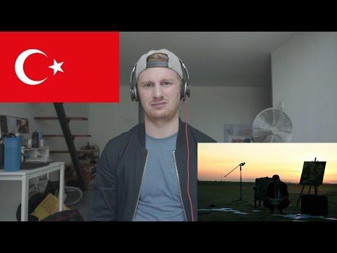 TURKISH RAP REACTION // Allame - Bir Dakika (Official Video)