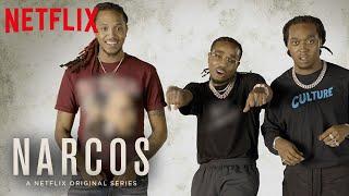 Narcos: Mexico   Migos Ad-libs: Riding Dirtbikes   Netflix