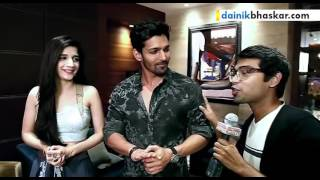 Sanam Teri Kasam Movie Cast - Harshvardhan Rane, Mawra Hocane || Exclusive Interview