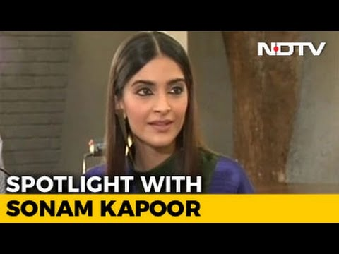 In The Spotlight: Sonam Kapoor