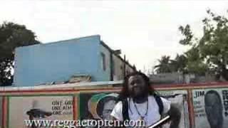 Jah Cure feat. Fantan Mojah - Nuh Build Great Man