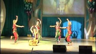 Dance No.6(Group-Manjari, Moscow) Holi Mela & 4 th All Russia Indian Dance Competition 2010