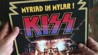 Kiss box set - Myriad In Mylar!