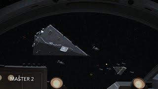 [The Rebel fleet vs The Empire] Star Wars Rebels Season 2 Episode 19 [HD]