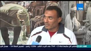 مساء الانوار -  تقرير - أراء نجوم نادي المحلة السابقين في رحيل مصطفي الزفتاوي
