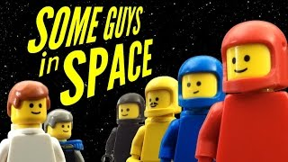 LEGO Some Guys in Space: Episode 1