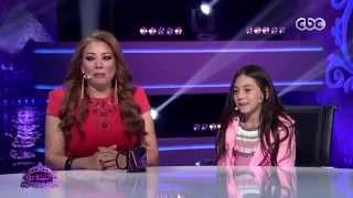 #الليلة_دي | مفاجأة علي الهواء من أبنة الفنانة إنتصار وظهورها لأول مرة