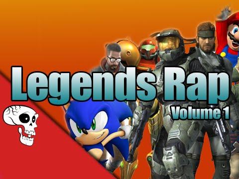 Xxx Mp4 Video Game Legends Rap Vol 1 Heroes By JT Music 3gp Sex