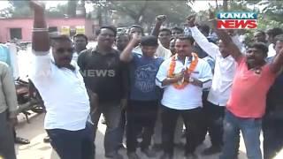 6385 File Nomination For Panchayat Election In Odisha