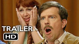 The Clapper Official Trailer #1 (2018) Ed Helms, Amanda Seyfried Comedy Movie HD
