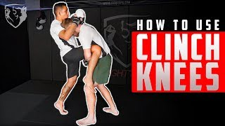 How to Use Clinch Knees in MMA like Henry Cejudo