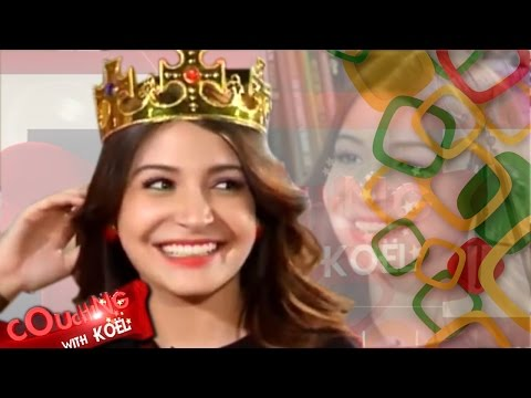 On the Couch with Koel - Couching with Koel: Getting personal with Anushka Sharma