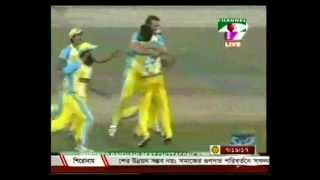 19 Jan 2013  BPL t20  Duronto Rajshahi win against Chittagong Kings   YouTube