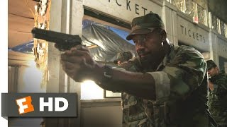 Battledogs (2013) - Get Back! Scene (7/10)   Movieclips