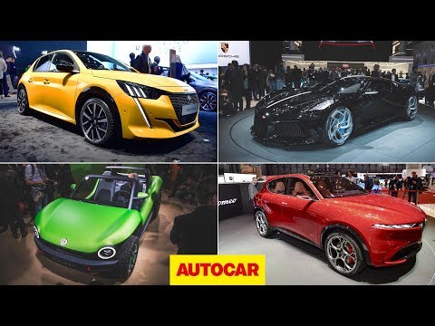 Geneva Motor Show 2019 The 18 cars you must see Autocar