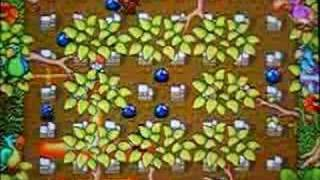Saturn Bomberman Jungle Trap 1