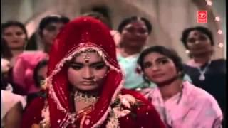 KHUSH RAHO HAR KHUSHI HAI TUMHARE LIYE  by Mukesh from SUHAAG RAAT (1968)