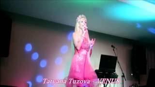 BB SHOW Barbie + Baccara Tatyana Tuzova - VENUS Татьяна Тузова живая кукла Барби
