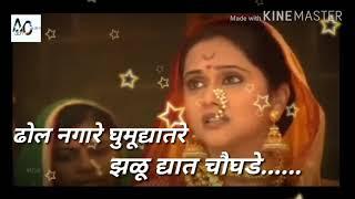 Jhulva Palna Bal Shivajicha song lyrics (झूलवा पाळणा बाळ शिवाजीचा)