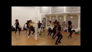 Team Teach Chuckie'z - Freaky Gyal (Fuse ODG ft. Sean Paul - Dangerous Love)