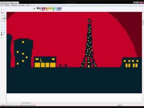 Xxx Mp4 PARIGI PIxEl Art Vito Zarriello 3gp Sex