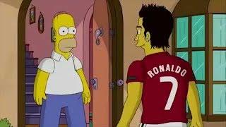 4 Cracks Que Aparecieron En Los Simpson
