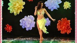 Irina Daliya Bellydancer - Hot Salsa 2017