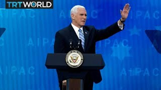 AIPAC Conference: Pro-Israel Group Meeting Comes To End