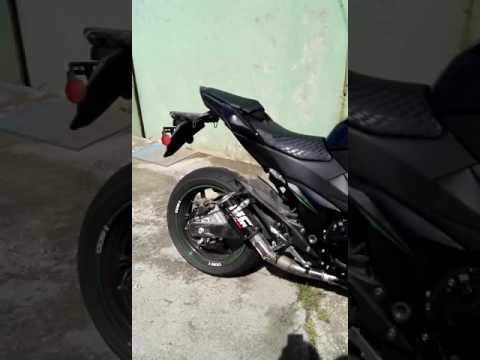 Kawasaki Z800 Replica Exhaust SC PROJECT