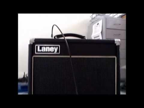 Changing Jensen speaker of Laney VC15 to greenback vintage celestion