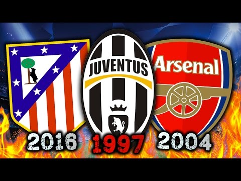 10 Great Teams Who NEVER Won The Champions League