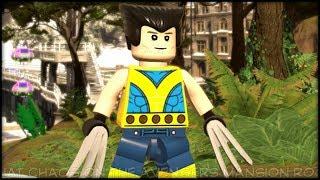 LEGO Marvel Superheroes 2 Creating Wolverine & Daredevil! Customs!