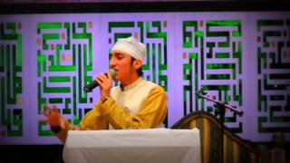 Hashmat Khan, Naat & Manqabat, Muharram 2014, Brierfield