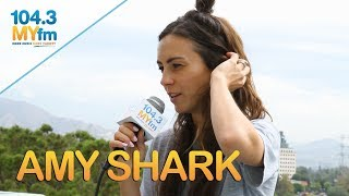 Amy Shark Talks 'Adore', Working With Blink 182, Jack Antonoff & More!
