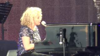 Carole King: LIVE: Natural Woman: London, July 3rd 2016