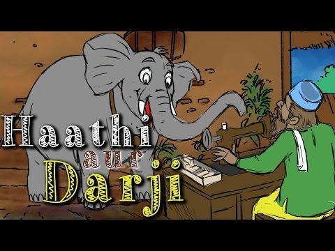 Haathi Aur Darji Kilkariyan Hindi Stories for Kids Bedtime Children Stories Kids Stories