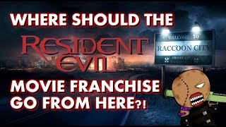 RESIDENT EVIL MOVIES AND THE FUTURE OF THE FRANCHISE!