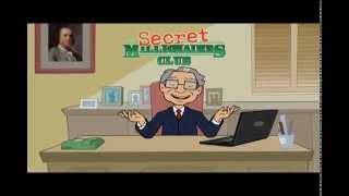Webisode #8 | The big trade-off | Warren Buffet's Secret Millionaires Club