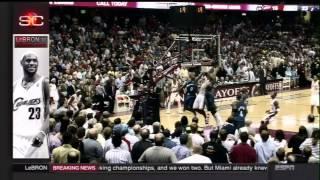 LeBron James: Return of the King (ESPN SportsCenter Special)