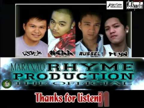 M Rhyme Production Kulay Rap Version