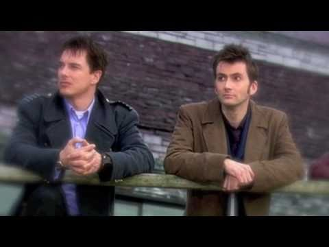 Tenth Doctor & Captain Jack - Stay With Me