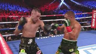 Lomachenko V Pedraza 12/8 Fight Highlight