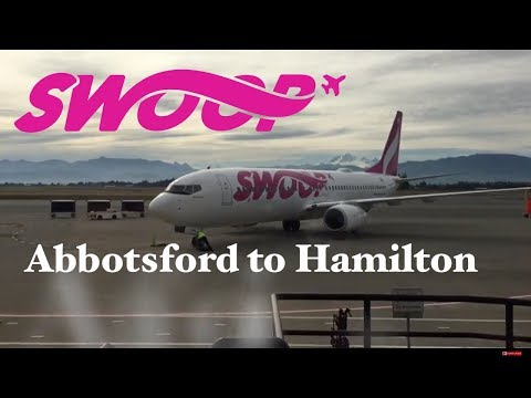 Xxx Mp4 Trip Report Swoop Airlines B737 800 Takeoff From Abbotsford YXX YHM 3gp Sex