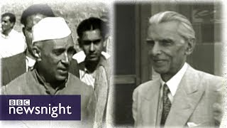 Partition... 70 years on: A primer - BBC Newsnight
