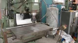 Frezarka narzędziowa AVIA FNF 32 T