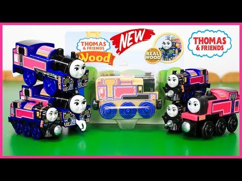 Xxx Mp4 THOMAS AND FRIENDS THE GREAT RACE Wooden Railway ASHIMA Indian Tank Engine Kid Playing Toy Trains 3gp Sex