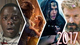 افضل 10 افلام لعام 2017  | لا يفوتك مشاهدتهم