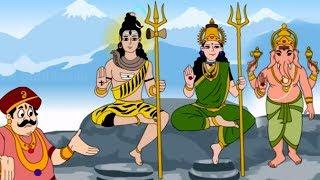 Ganesha Stories Collection in Kannada | Cartoon | Vinayaka / Vinayagar / Ganesha Chaturthi Special