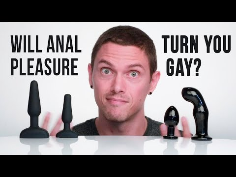 Xxx Mp4 Will Anal Pleasure Turn You Gay Video For Straight Men 3gp Sex